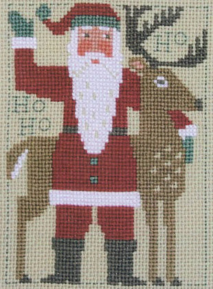 2016 Santa by The Prairie Schooler