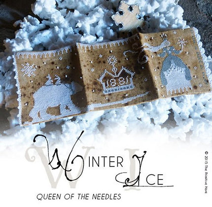 Winter Ice Queen by The Primitive Hare