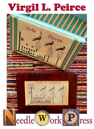 Virgil L. Peirce by Needlework Press