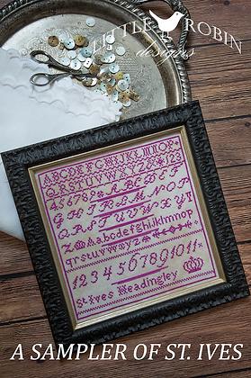 A Sampler of St. Ives by Little Robin Designs