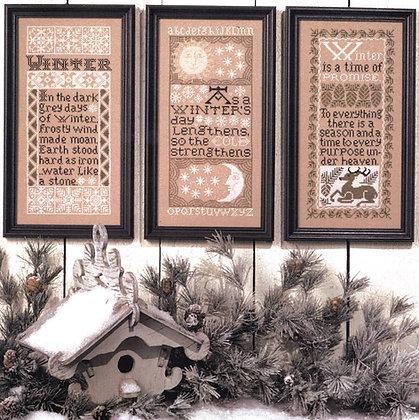 Winter Samplers by The Prairie Schooler