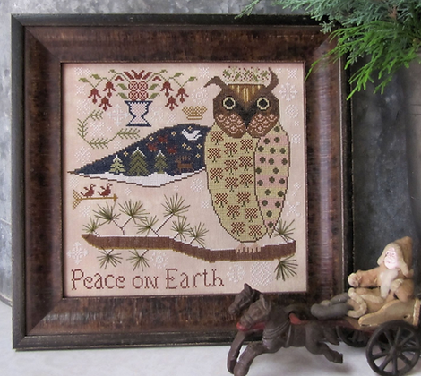 Peace on Earth by Kathy Barrick