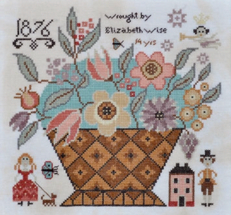 Elizabeth Wise by Barbara Ana Designs