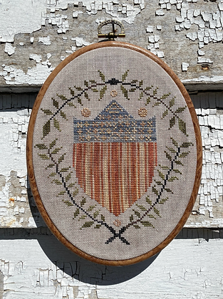 Patriot Shield by Notforgotten Farm