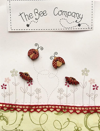 Ladybirds by The Bee Company TB27