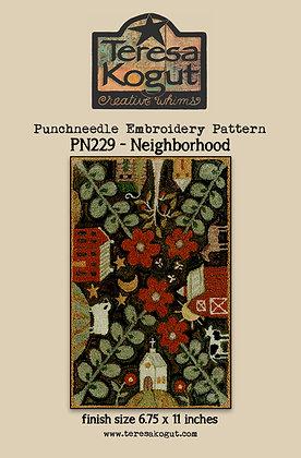 Neighborhood by Teresa Kogut