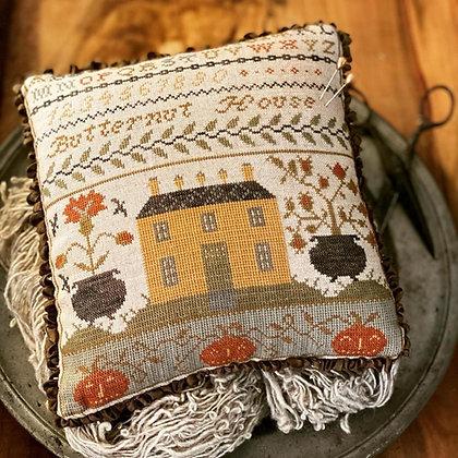 Butternut House Pinkeep by Stacy Nash Primitives