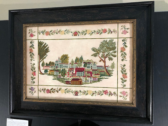 Townscape by Queenstown Sampler Designs