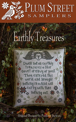 *Earthly Treasures by Plum Street Samplers