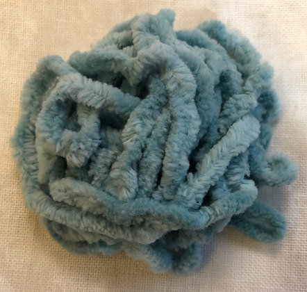 Polar Ice Chenille Trim 3-Yard Packet by Lady Dot Create