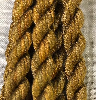 Tacna Gold Gloriana 12-Strand Silk 6 Yards