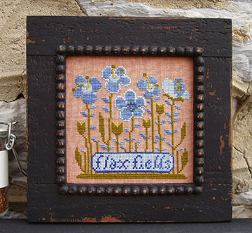 Flax Fields by Carriage House Samplings