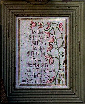 'Tis the Gift by La-D-Da