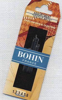 Bohin Needles Textile Assortment
