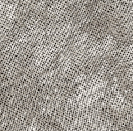 40 Count Brown Smoke Fat Quarter Hand-Dyed Linen by xJudesign