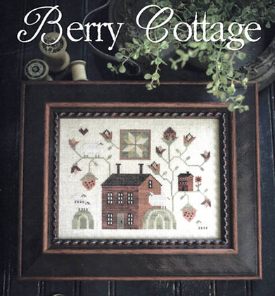 *Berry Cottage by Plum Street Samplers