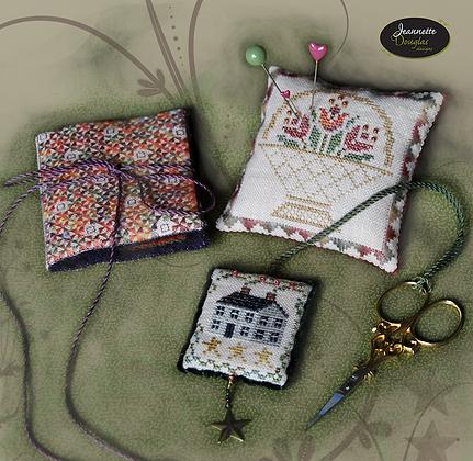 Four Seasons Accessories by Jeannette Douglas Designs