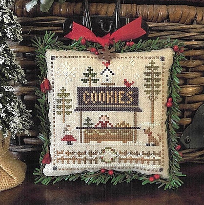Jack Frost's Tree Farm Part Seven: Cookies by Little House Needleworks
