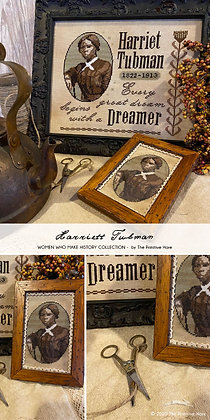 Harriet Tubman by The Primitive Hare
