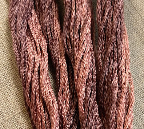 Cappuccino Classic Colorworks Cotton Threads 5-yard Skein