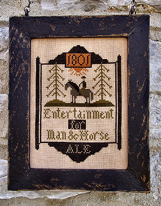 Tavern Signs by Carriage House Samplings