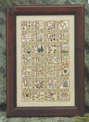 CATS Nature's Alphabet by Elizabeth's Designs