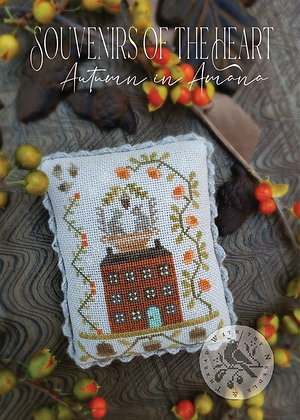Souvenirs of the Heart - Autumn in Amana by With Thy Needle & Thr