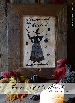 Season of the Witch by The Primitive Hare