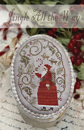 Jingle All the Way by With Thy Needle & Thread