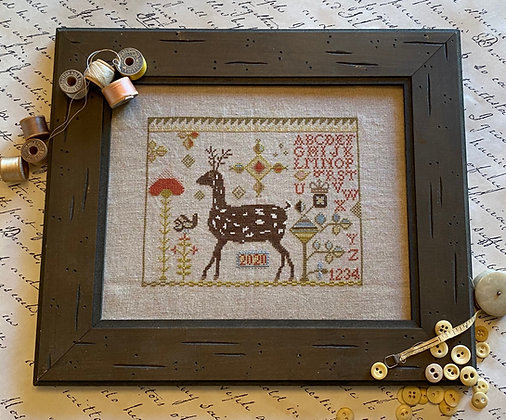 NASH-STASH My Deer by Hands to Work