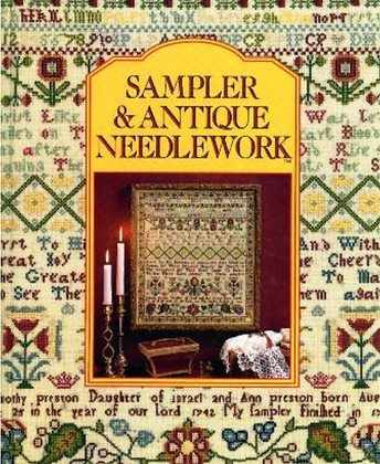 Sampler & Antique Needlework Vol. I by Diane Kennedy-Jackson (and other