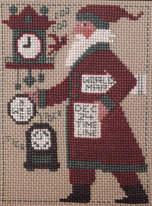 *2013 Santa by The Prairie Schooler
