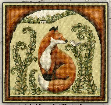 Fox & Friend by Teresa Kogut