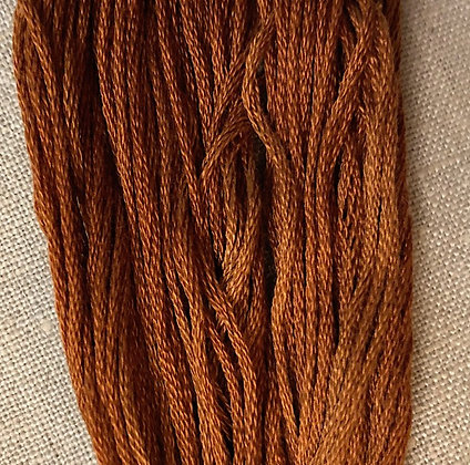 Brandied Pears Classic Colorworks Cotton Threads 5-yard Skein