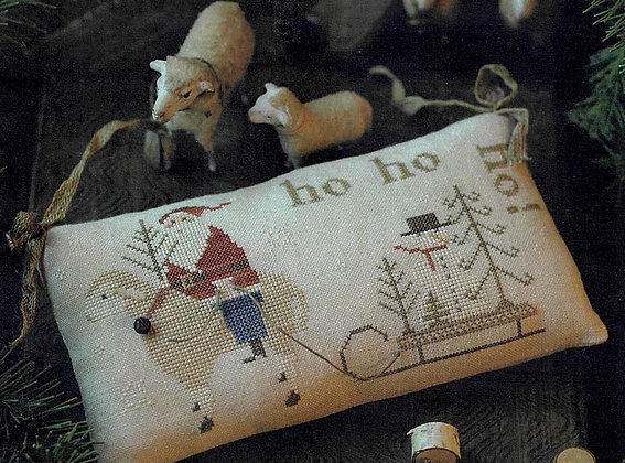 Snow for Christmas by With Thy Needle & Thread