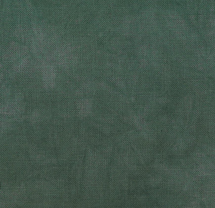 36 Count Lush Meadow Fat Quarter Hand-Dyed Linen by Dames of the N