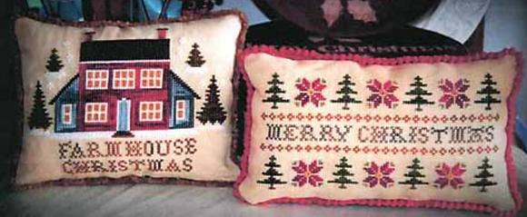 Farmhouse Christmas by Abby Rose Designs