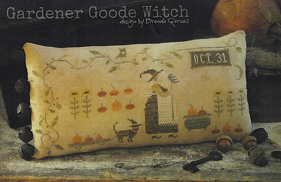 Gardener Goode Witch by With Thy Needle & Thread