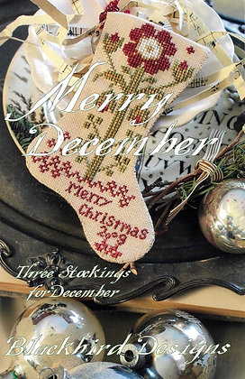 Merry December by Blackbird Designs