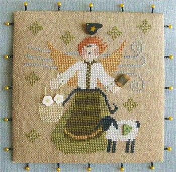 CATS March's Angel by Raise the Roof Designs