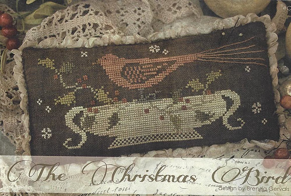 The Christmas Bird by With Thy Needle & Thread