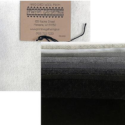 "URBAN Wool 5"" Charm Pack by Primitive Gatherings"