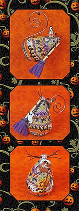 CATS Witchy's Sister Mouse by Just Nan (CHART ONLY)