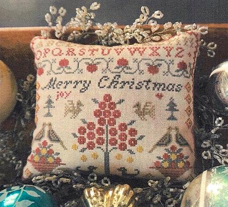 A Merry Christmas Sampler by La D Da