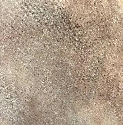 Prim Grey Hand-Dyed Velvet by Dames of the Needle