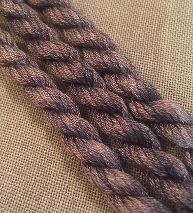 Slug Bug Silk N Colors by The Thread Gatherer