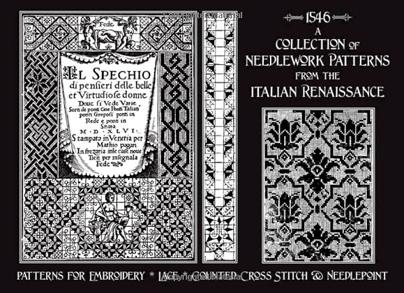A Collection of Needlework Patterns from the Italian Renaissance