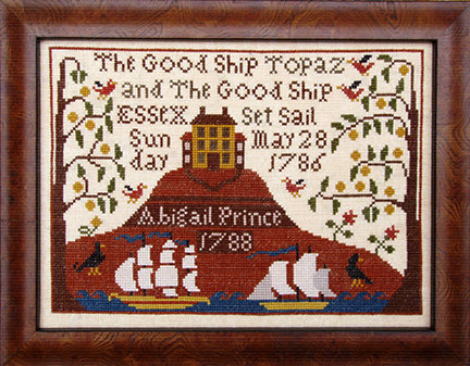 The Good Ships by Carriage House Samplings