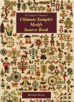 Ultimate Sampler Motifs Source Book by The Sampler Company