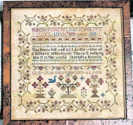 Sisters Sampler by Abby Rose Designs
